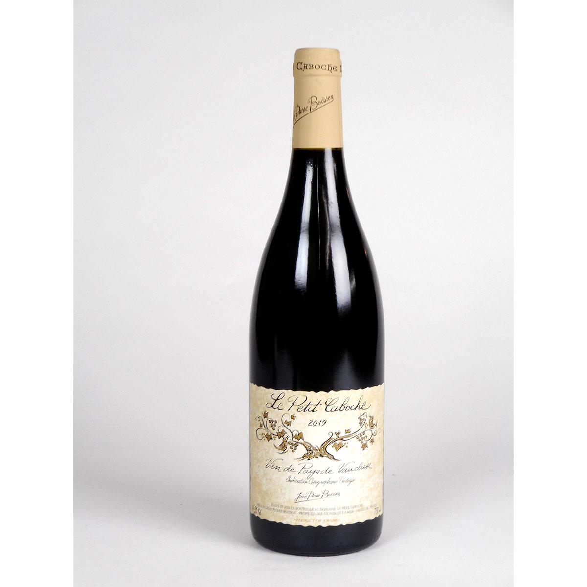 Vin de Pays de Vaucluse: Le Petit Caboche 2019 - Bottle