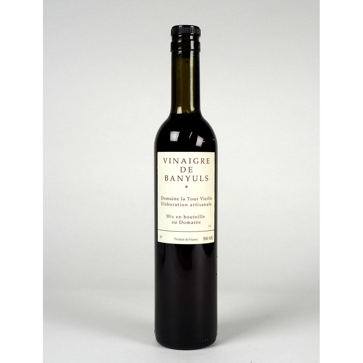 Vinaigre de Banyuls - Domaine la Tour Vieille - Bottle