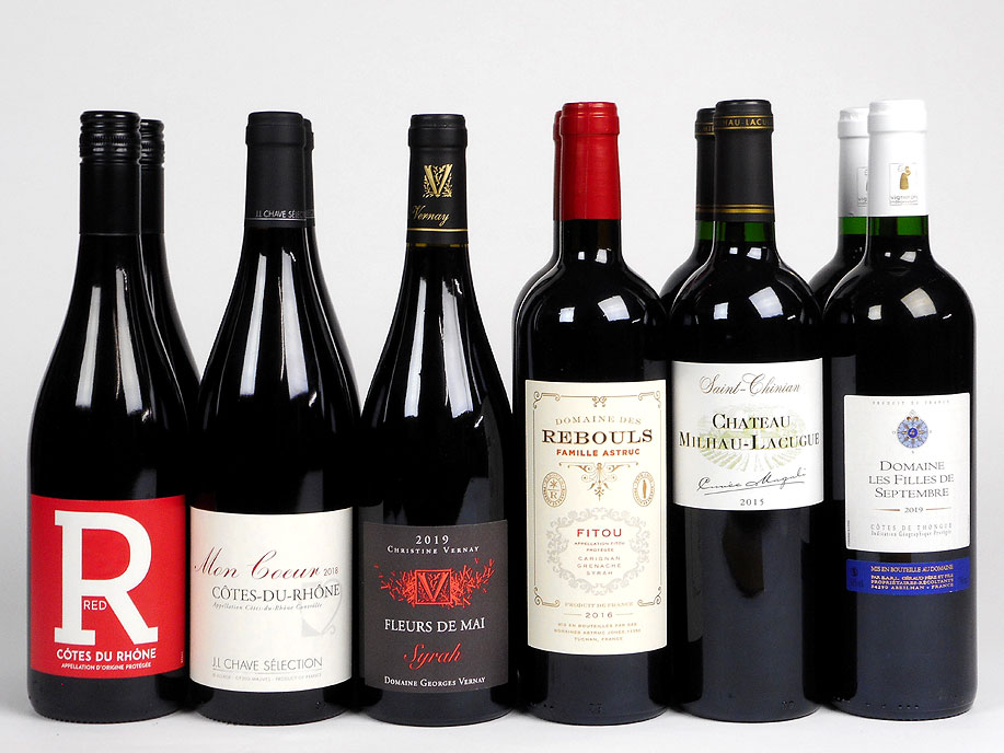 'Winter Warmers' - Mixed CaseWine Offer