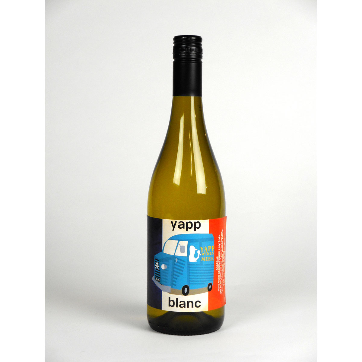 Yapp Blanc 2019 - Bottle