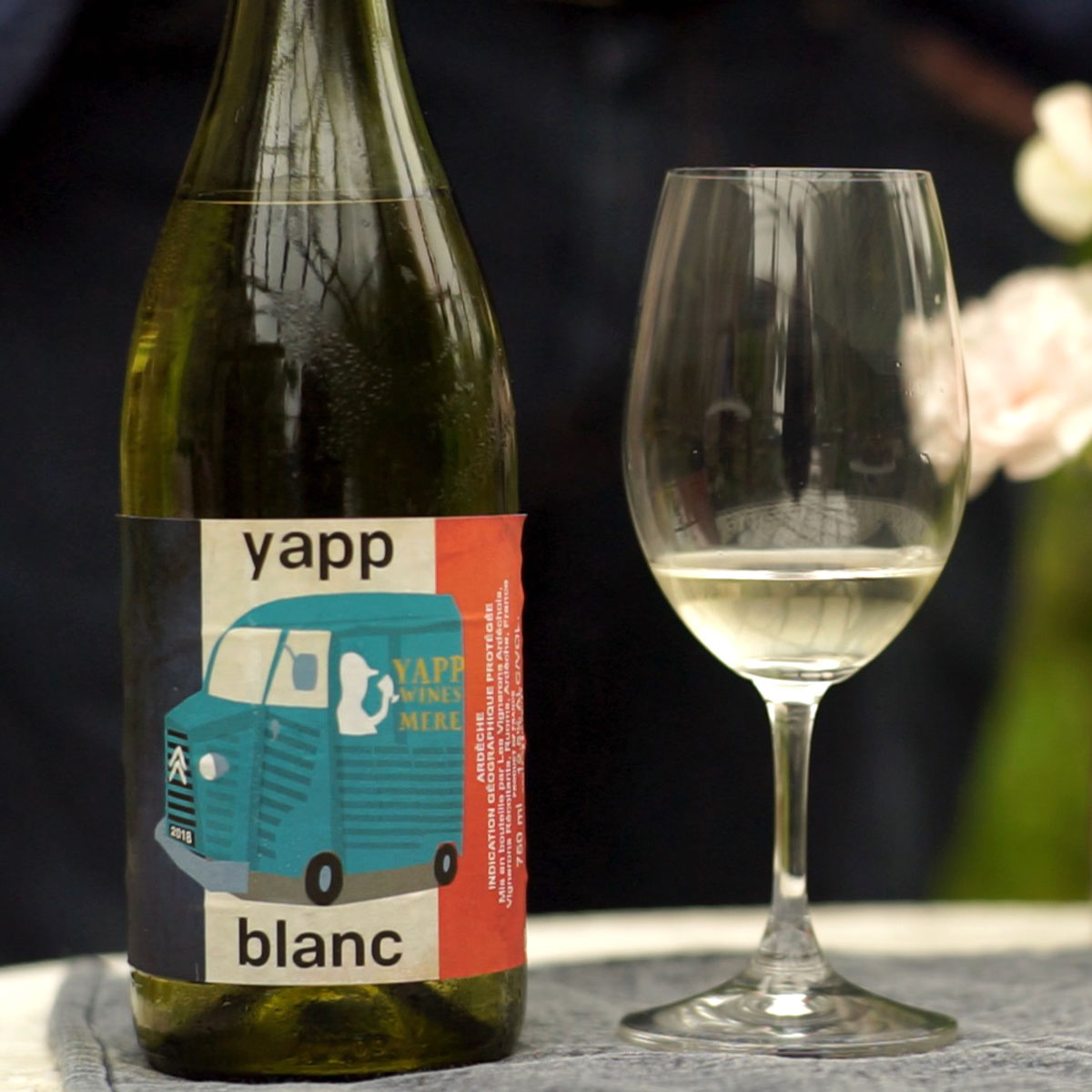 Yapp Blanc 2019 - Lifestyle