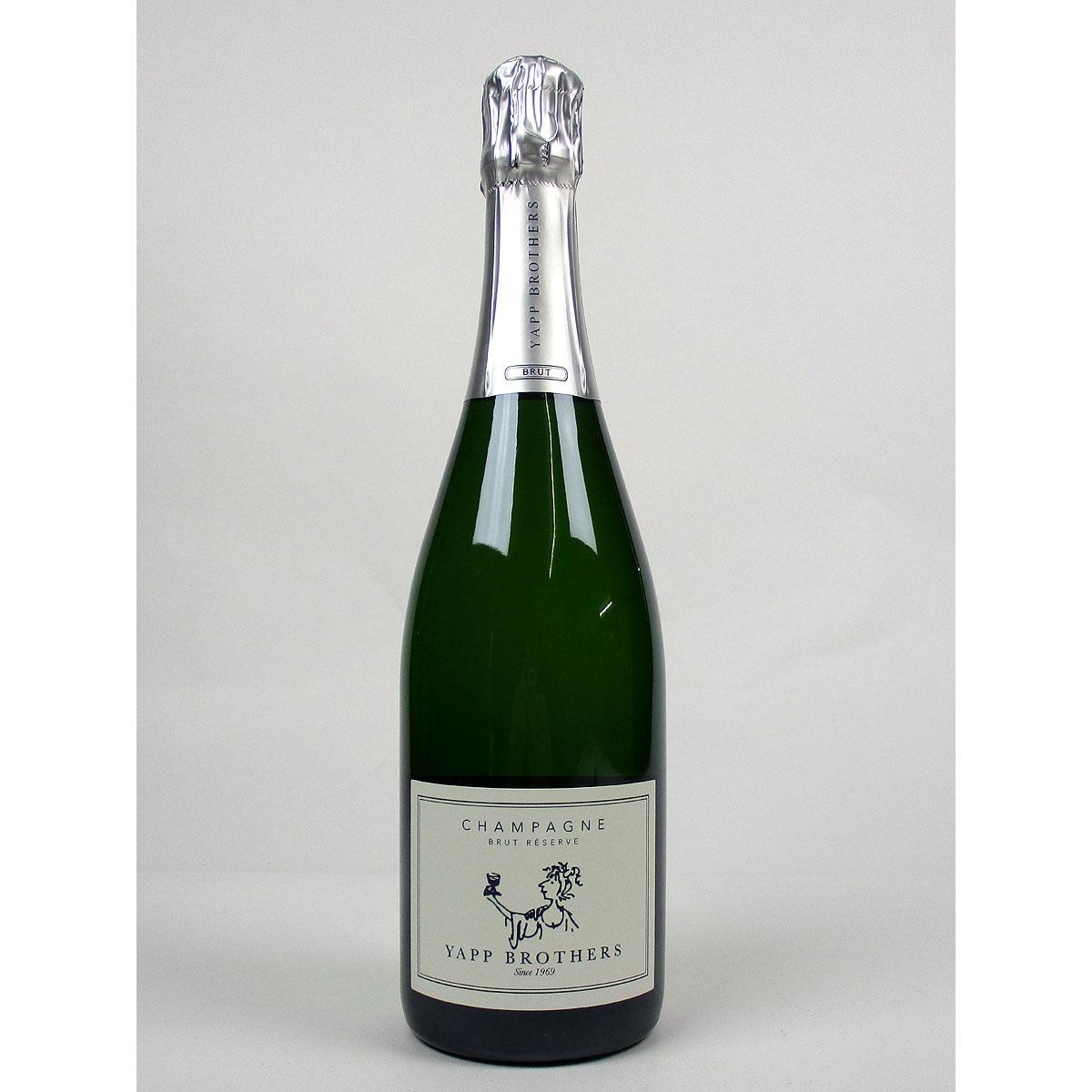 Yapp Champagne: Brut NV - Bottle