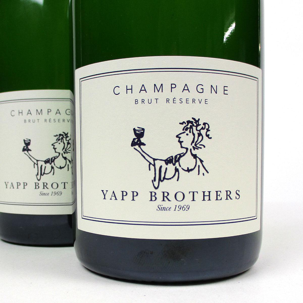Yapp Champagne: Brut NV