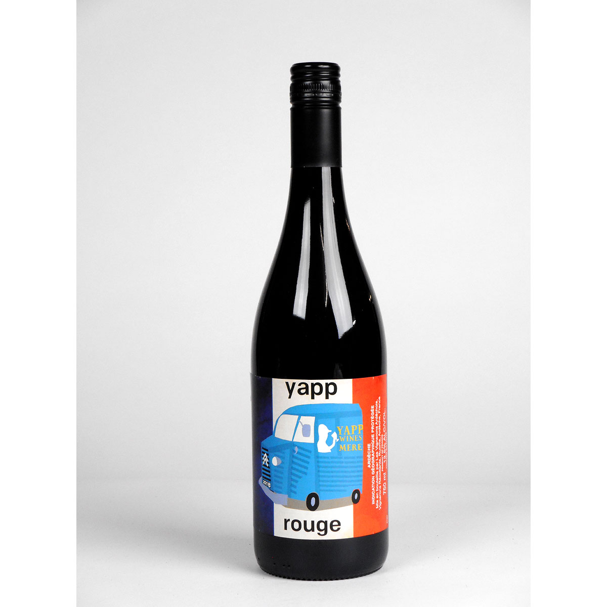 Yapp 'Own Label' Rouge 2018 - Bottle