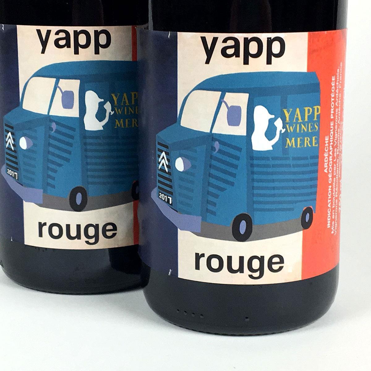 Yapp Rouge 2017