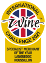 IWC Awards: Specialist Wine Merchant of the Year 2021 for Languedoc Roussillon