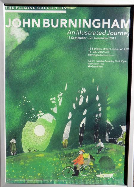 John Burningham - An Illustrated Journey