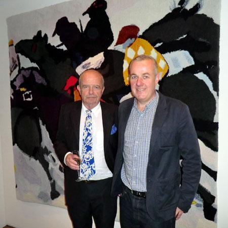John Burningham and Jason Yapp