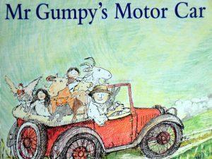 Mr Gumpys Motor Car