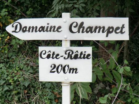 Domaine Champet