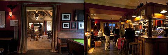 The Gunton Arms - bar
