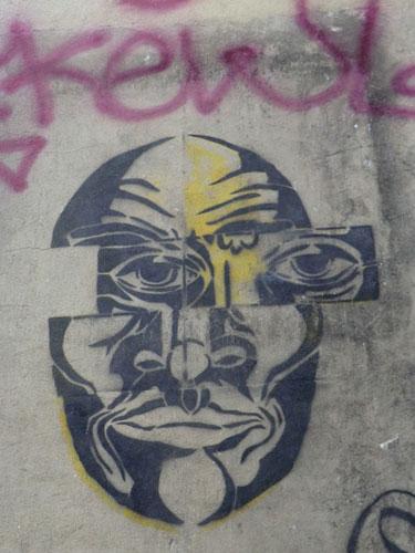 Banksy - Face