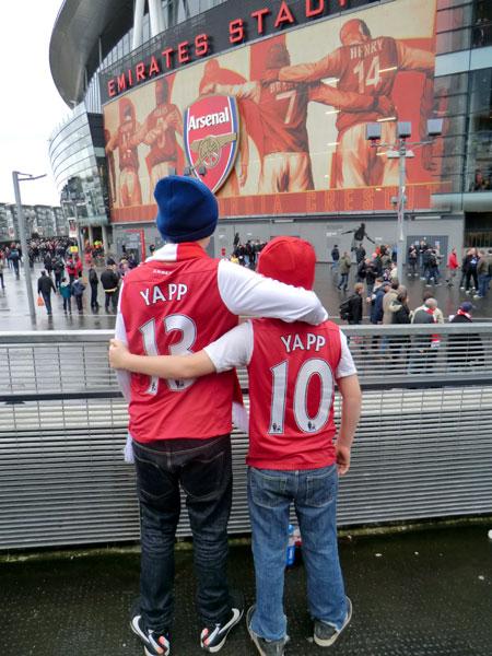 Arsenal - Legends
