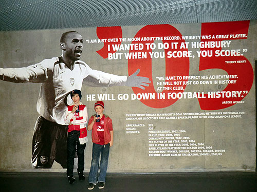 Arsenal - Thierry Henry
