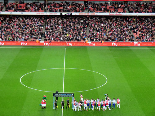 Arsenal vs QPR