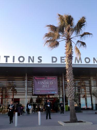 Vinisud - Parc des Expositions - Montpellier