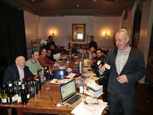 Jason Yapp and Team du Vin
