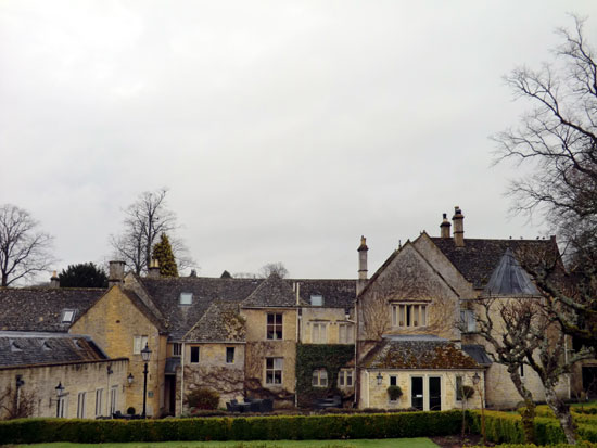 Lords of the Manor, Upper Slaughter