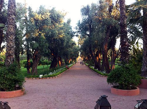 Mamounia Gardens