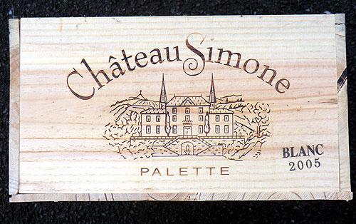 Chateau Simone Palette