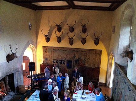 Great Chalfield Manor Hall