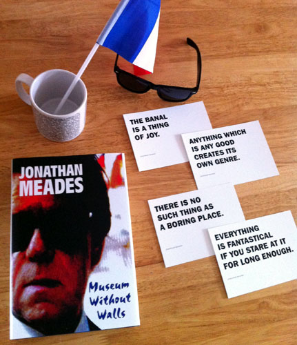 Jonathan Meades - Museum Without Walls