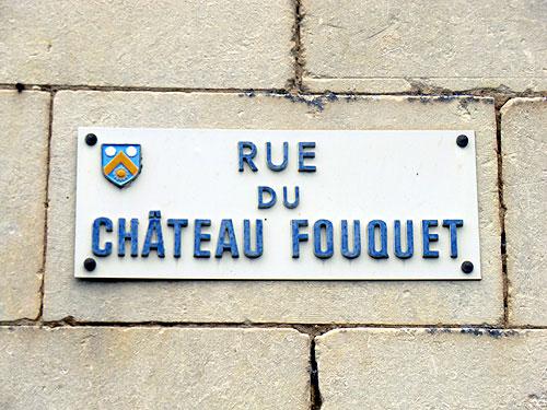 Rue de Chateau Fouquet