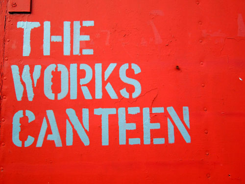 The Works Canteen, Frome