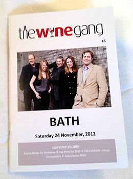 Wine Gang Bath - Catalogue