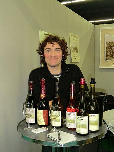 Ludovic Gigou - Jasnières