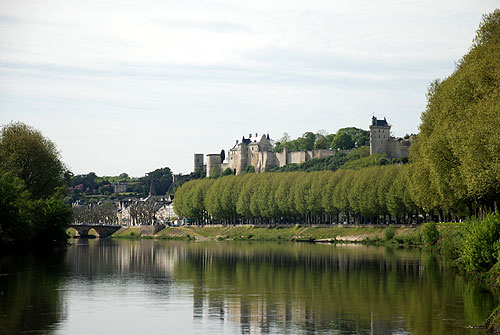 The Loire at Chinon