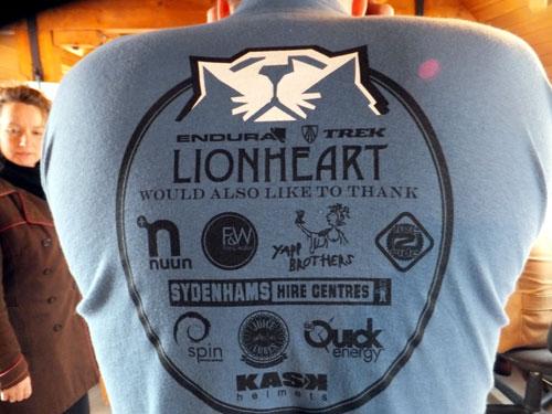 Lionheart Endura Trek shirt