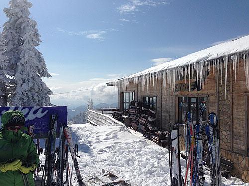 Skiing Bulgaria Pamporovo