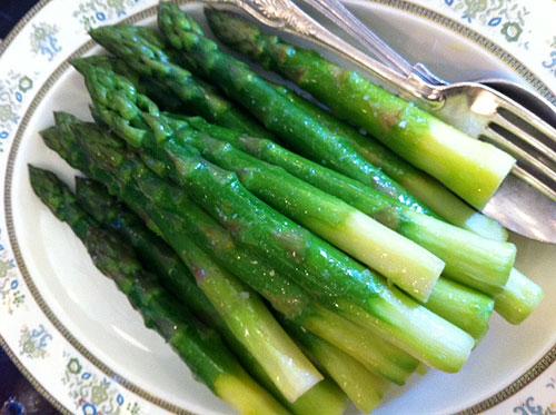 The Quality Chop House Asparagus