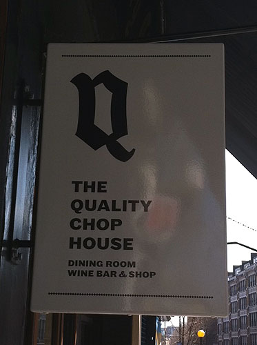The Quality Chop House