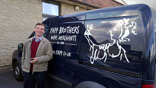 Meirion Williams - Yapp Brothers