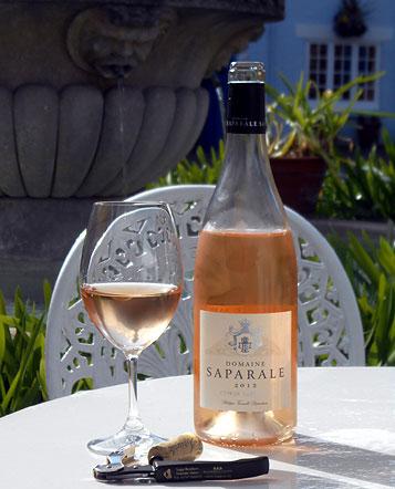 Domaine Saparale Rosé