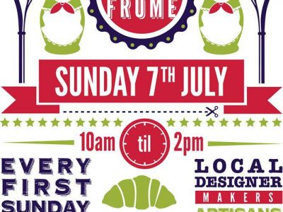Frome Super Market - Sunday 7th July