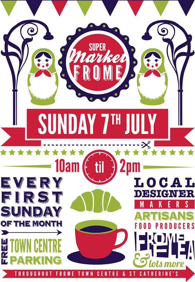 Frome Super Market - 7th July 2013