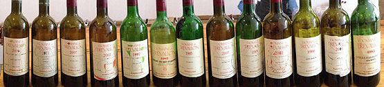 Domaine de Trevallon - Bottles
