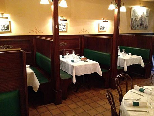 Le Chaudron Restaurant Tournon