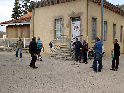 Boules in Tain L'Hermitage