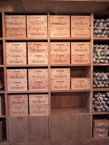 Domaine de Trevallon wine