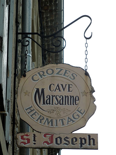 Sign in Mauves