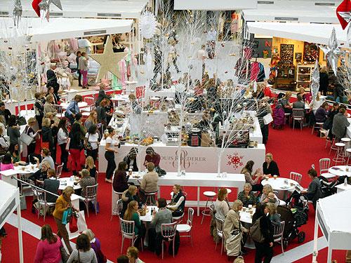 Spirit of Christmas Fair, Kensington
