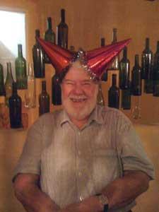 Robin Yapp in Traditional Festive Attire