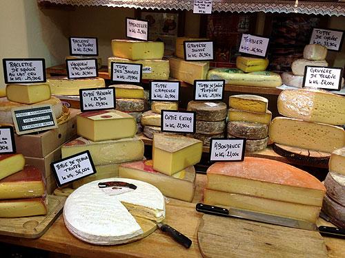 Mmmm. Cheese!