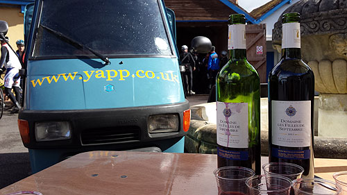 Côtes de Thongue: Tradition 2013