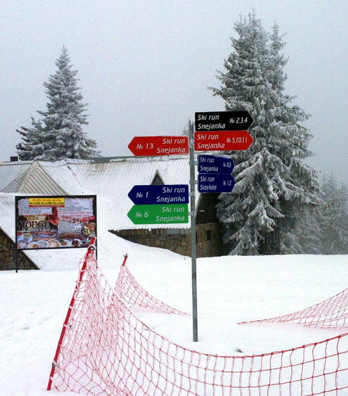ski directions