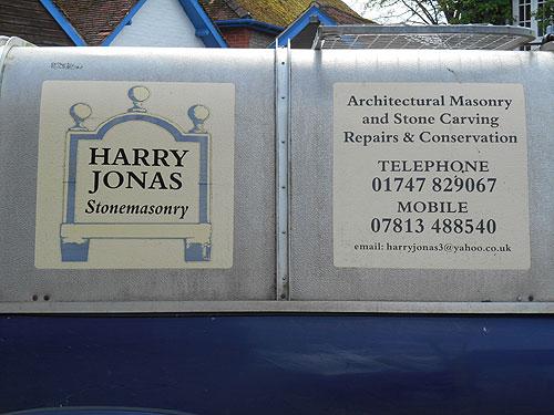 Harry Jonas van